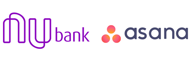 Our Clients include NU Bank and Asana