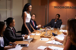 Board advisory services help companies recruit a diverse, broadly experienced board.